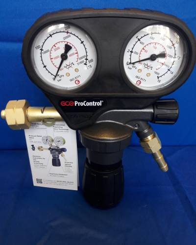 Regulator de presiune Gaz Test ProControl 200/10bari