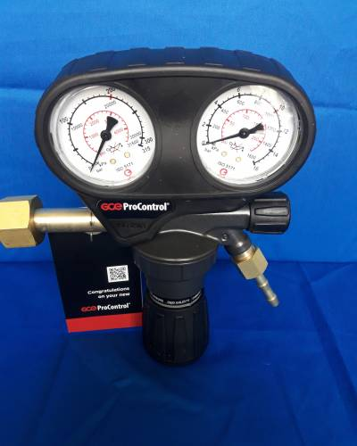 Regulator de presiune Argon/CO2 GCE ProControl 200/10bari