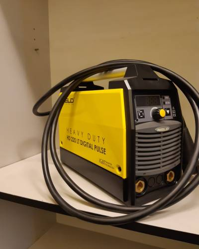 Aparat sudare IWeld HD 220LT Digital Pulse