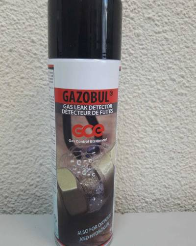 Spray detectie scurgeri gaze GCE Gazobul